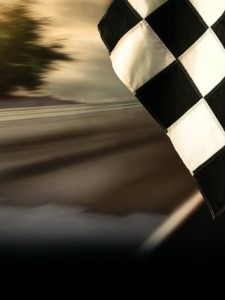 CO Chequered Flag Summer cmyk, CO Zielflagge Sommer cmyk