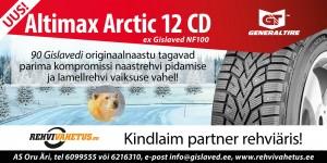 Altimax Arctic 12 CD
